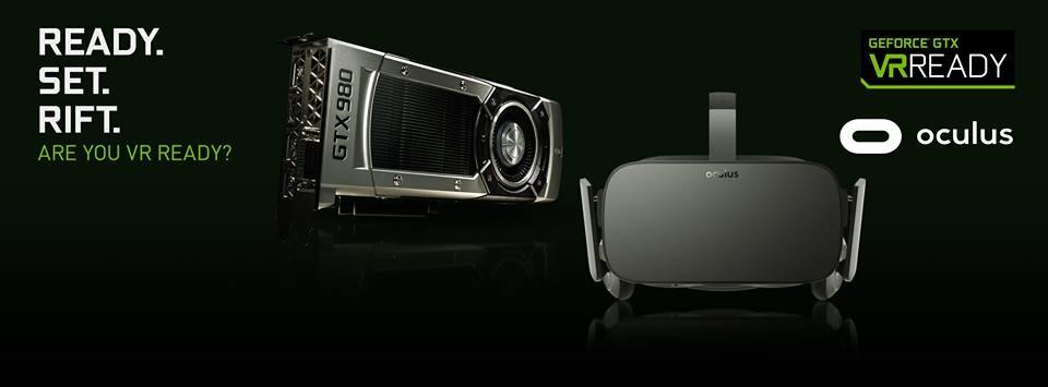 NVIDIA GeForce GTX 980 - podpora virtuální reality