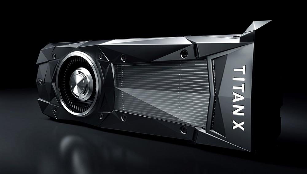 Titan X - nejvýkonnější grafická karta