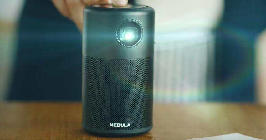 Nebula Capsule nabídne skvělou projekci