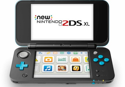 Konzole do ruky New Nintendo 2DS XL