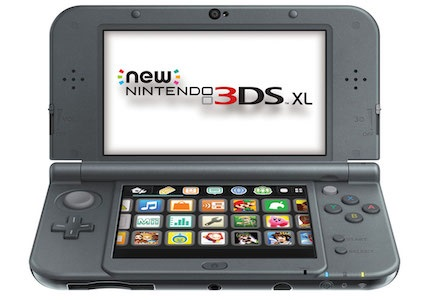 Konzole New Nintendo 3DS XL