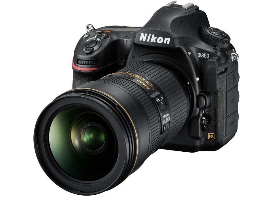 Nikon D850 skladem na Alza.cz