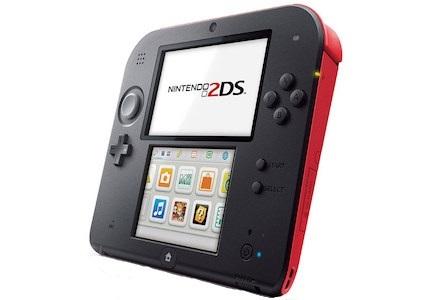 Herní konzole Nintendo 2DS