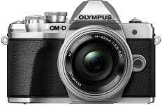 Bezzrcadlovka Olympus E-M10 Mark III