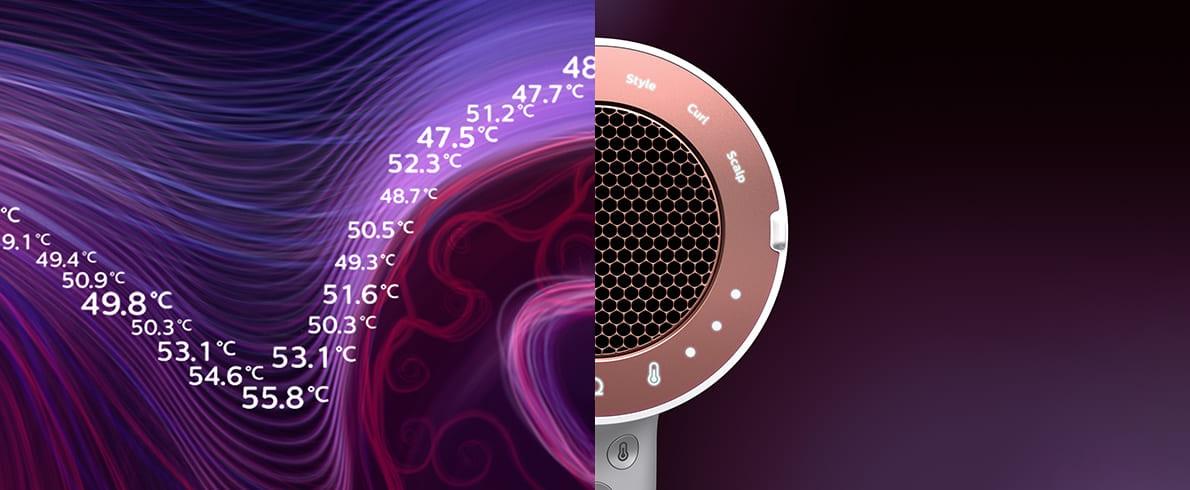 Philips DryCare Prestige SenseIQ BHD827/00