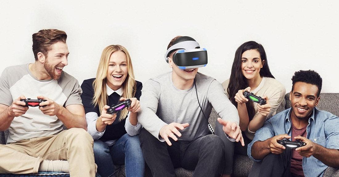 PS VR - nový stupeň zábavy