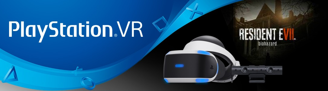 Playstation 4 VR hry