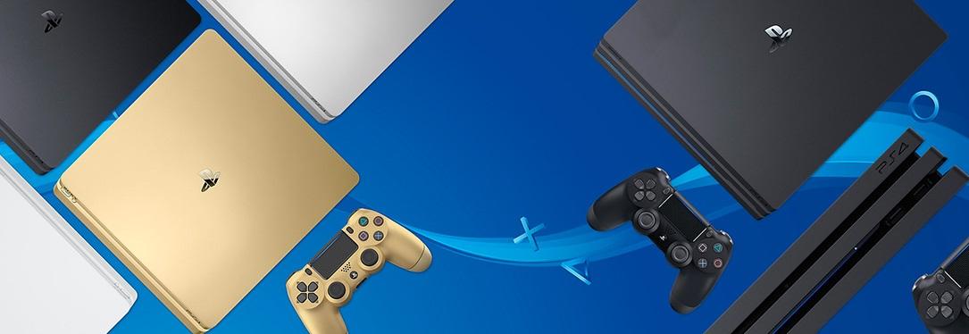 Varianty herní konzole Playstation 4