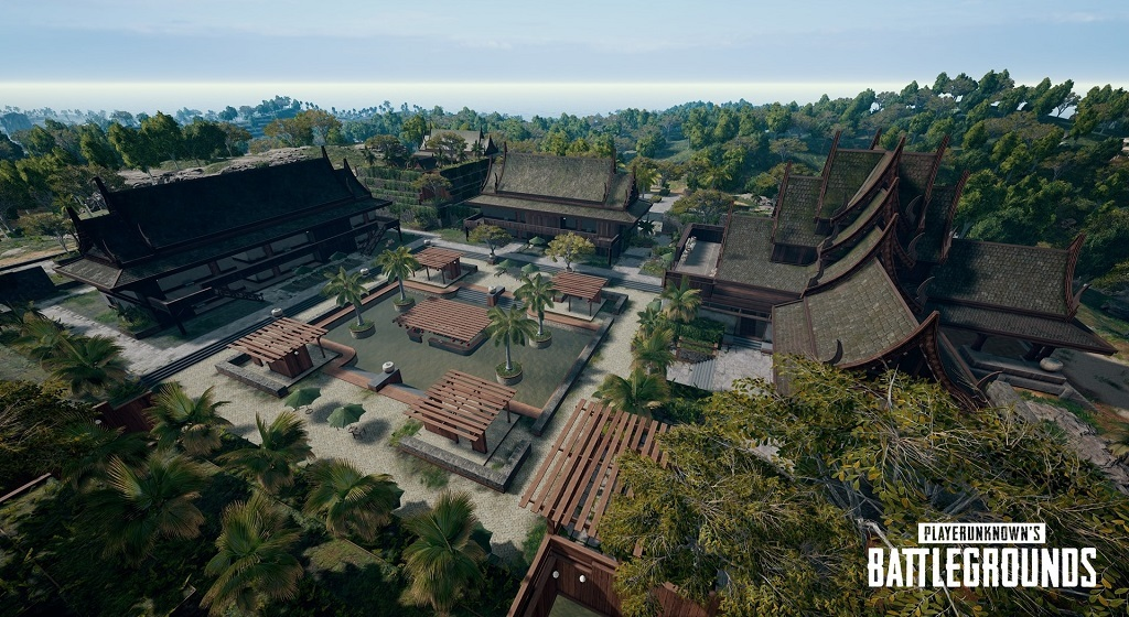 PlayerUnknown's Battlegrounds; Senhok, rekreační centrum