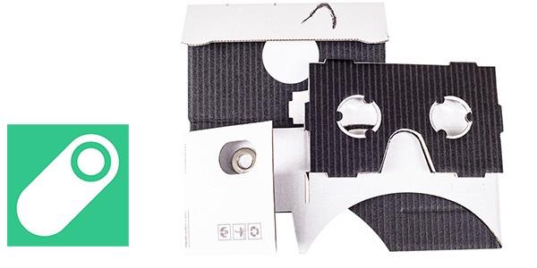 PanoBoard The DarkDeer Edition - kvalitní a cenově dostupné kartonové VR brýle