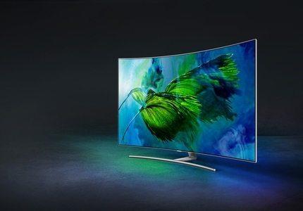 QLED televize Samsung