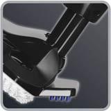 Parní čistič Rowenta RY6555WH Steam Power Extreme Brush s kartáčem na odolné skvrny