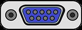 RS-232C port