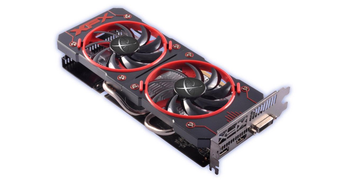 Grafická karta XFX Radeon RX 460 4GB Dual FanK