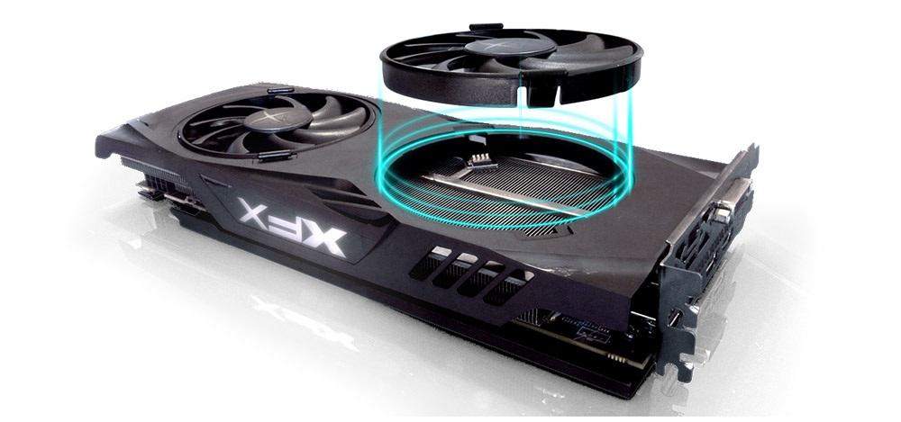XFX Radeon RX 480 8GB RS Dual Fan