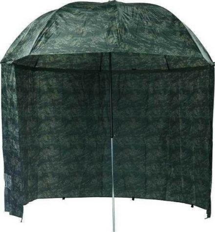 Rybářský deštník s bočnicemi