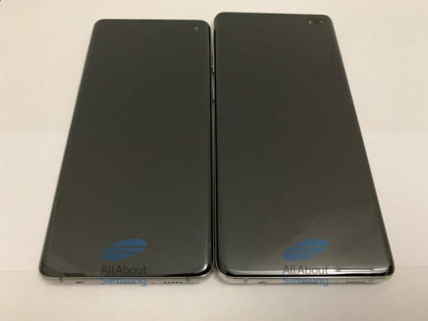 Nové Samsungy Galaxy S10 a S10+