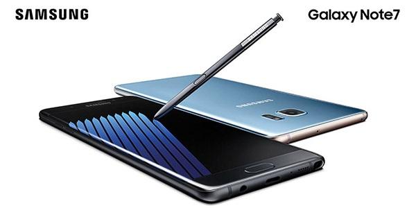 Přijďte si vyzkoušet nový Samsung Galaxy Note 7 do showroomu Holešovice