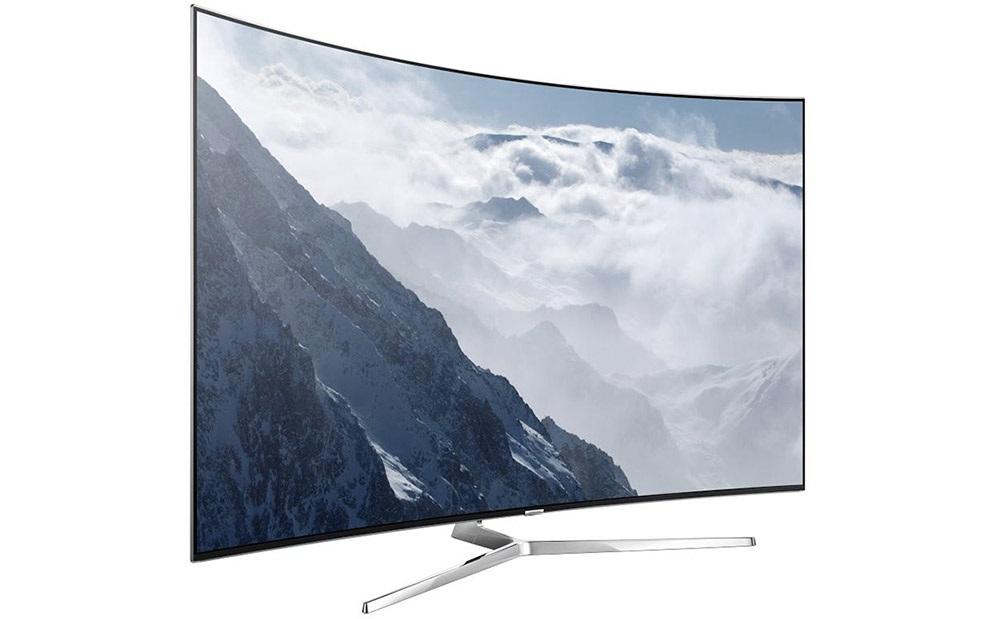 Samsung UE78KS9502 - prohnutá TV