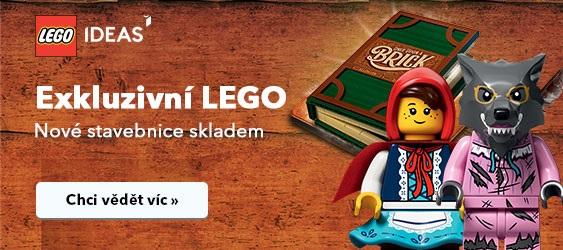LEGO exkluzivní stavebnice