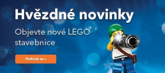 Letní LEGO novinky