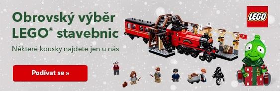 Široká nabídka LEGO