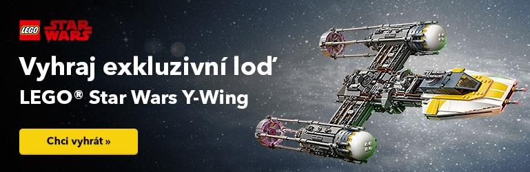 VyhrajLEGO Y-Wing