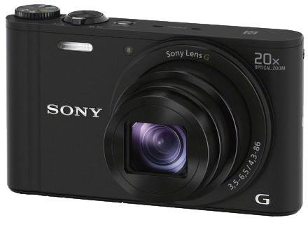 Sony CyberShot DSC-WX350 fotoaparát