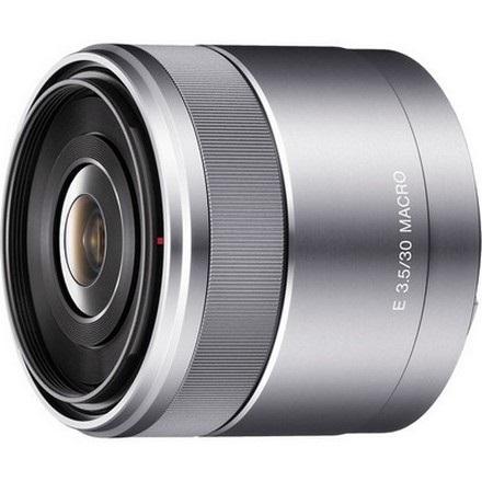 SONY objektiv E 30mm F3.5 macro