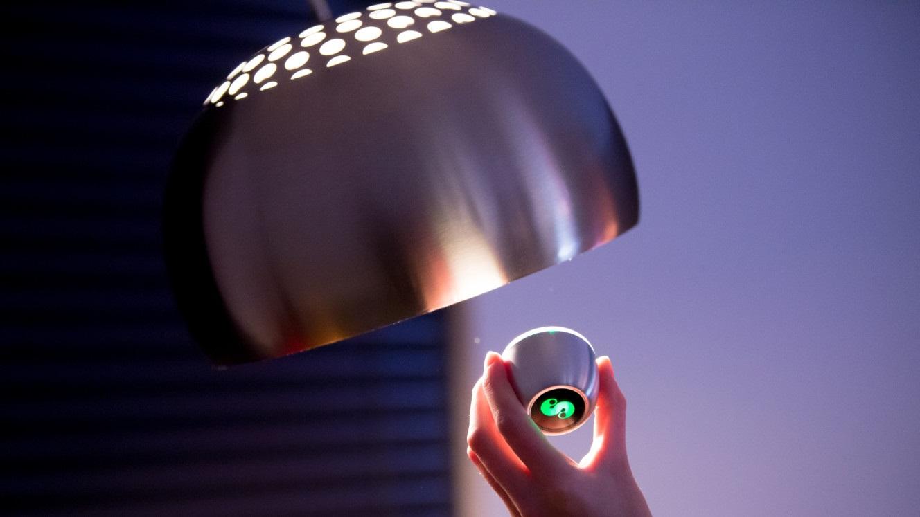Spin Remote - ovládání žárovek
