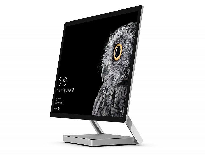 Microsoft Surface Studio - základna