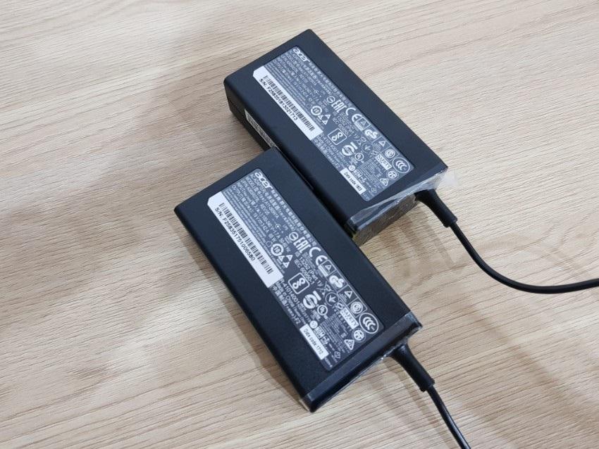 Acer Aspire 3; Acer Aspire 5; Adaptéry; recenze