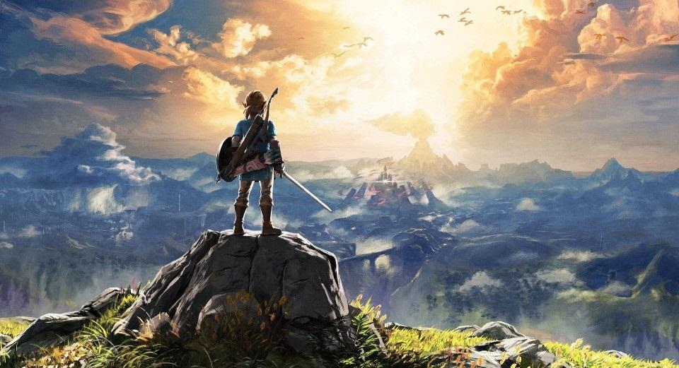 The Legend of Zelda, svět plný možností