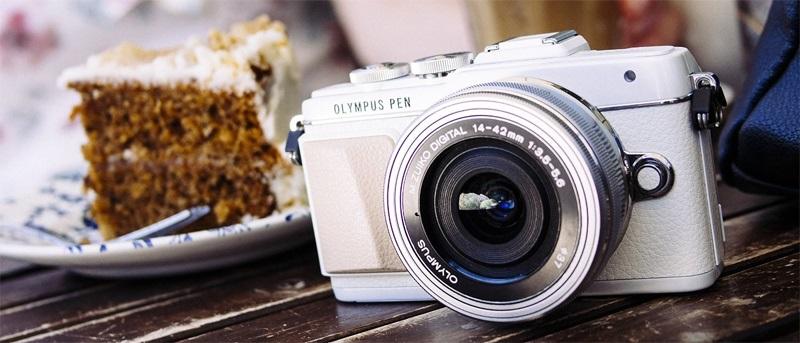 Olympus PEN E-PL7: fotoaparát (nejen) pro ženy