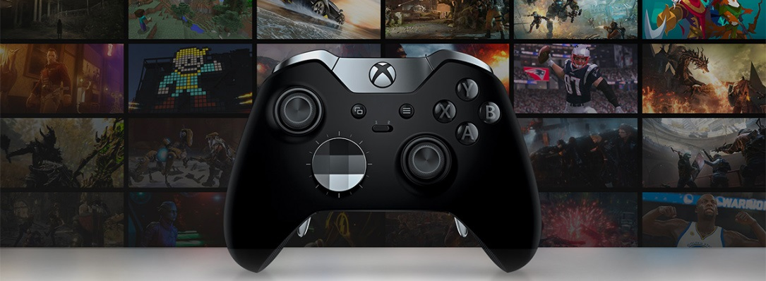 Xbox One hry