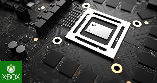 Xbox One X, nejvýkonnější herní konzole v prodeji
