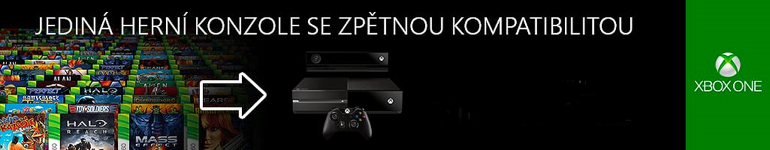 Xbox One zpětná kompatibilita s Xbox 360
