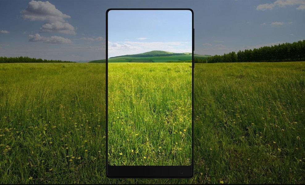Xiaomi Mi MIX - displej