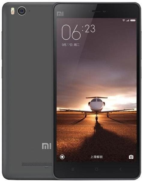 Xiaomi Mi4c - černá barva