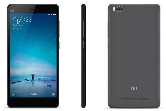 Xiaomi Mi4c - líbivý design