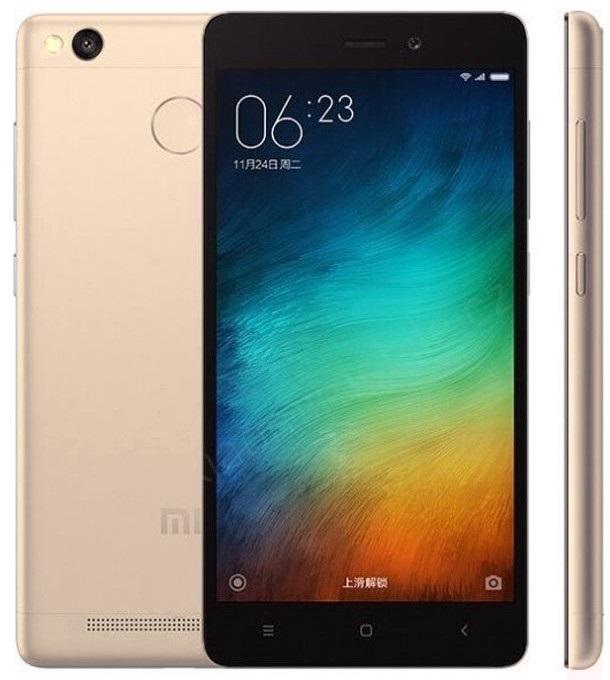 Smartphone Xiaomi Redmi 3S
