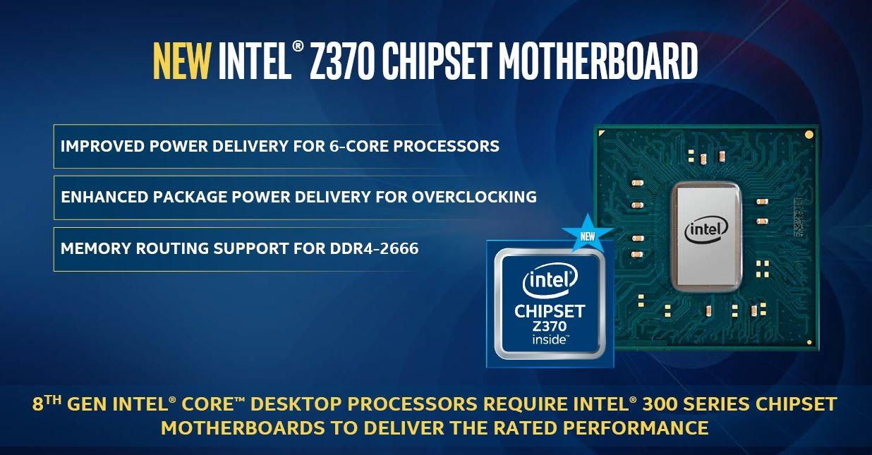 Intel Z370 chipset