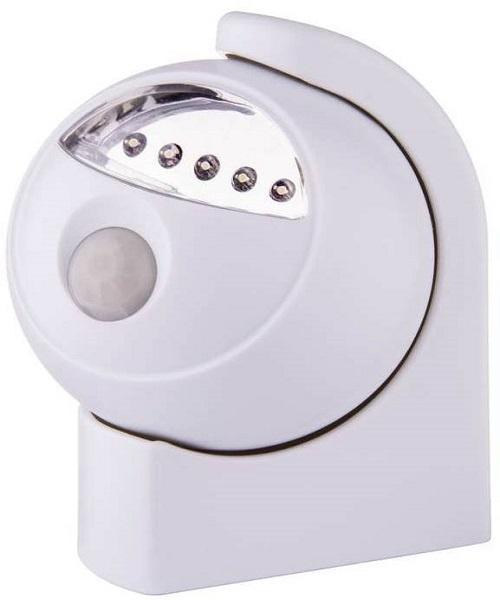 Nástěnná svítilna; pohybový senzor