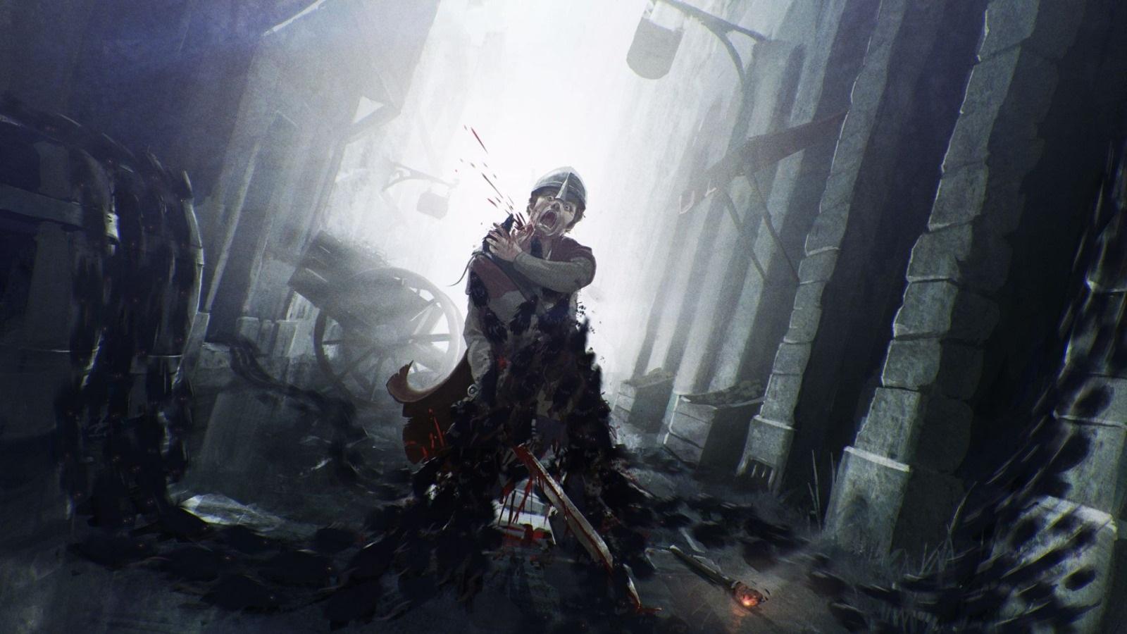 A Plague Tale: Innocence; screenshot: krysy