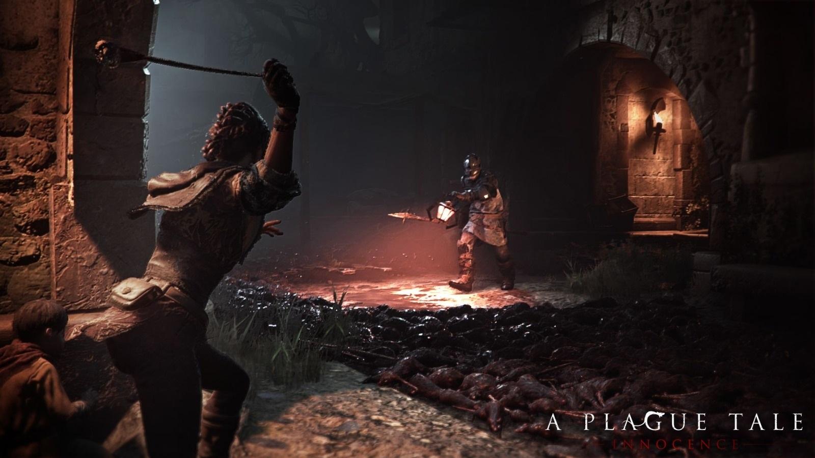 A Plague Tale: Innocence; screenshot: prak