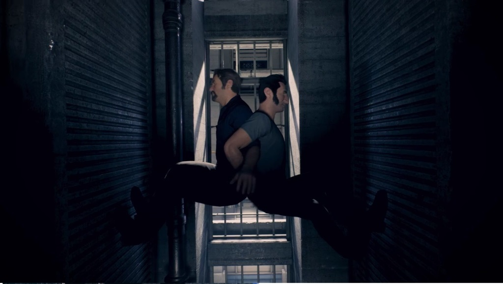 A Way Out; Gameplay: Vincent, Leo, kooperace