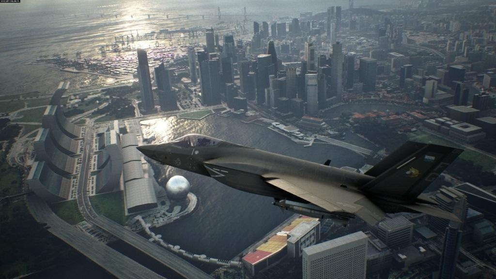 Ace Combat 7: Skies Unknown; screenshot: Osea