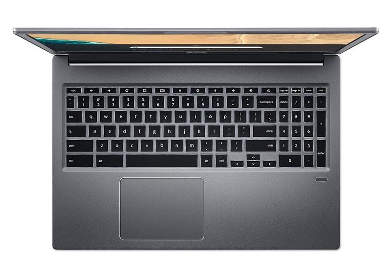 Acer Chromebook 714, klávesnice