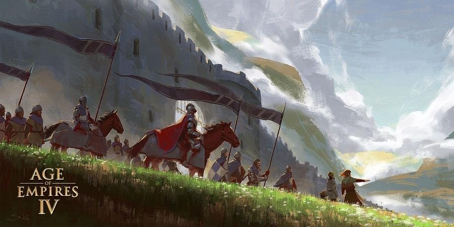 Age of Empires IV (DOJMY multiplayer) – Vrací se nejoblíbenější RTS značka historie v plné síle?