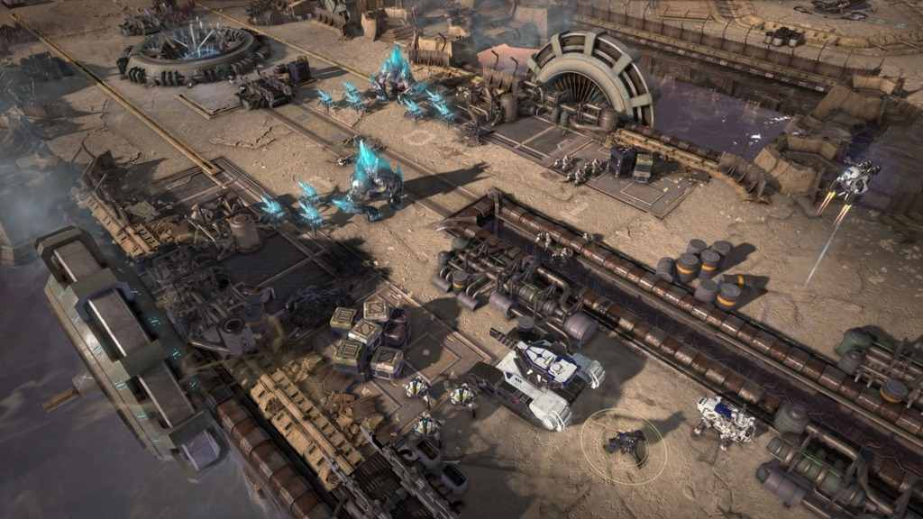 Age of Wonders: Planetfall; screenshot: souboj
